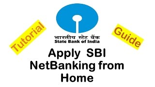 Activate Online SBI Net Banking without visiting the branch