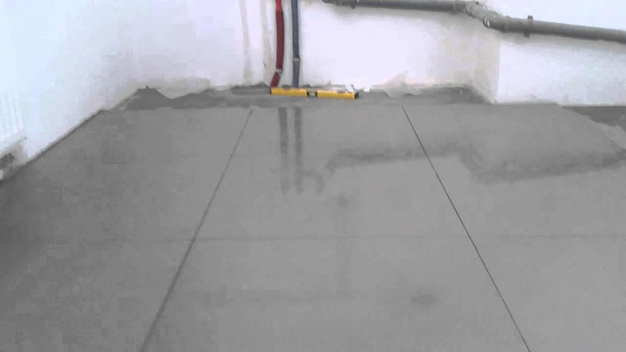 Gres polerowany profesionalny monta youtube - Pintura para suelos de gres ...