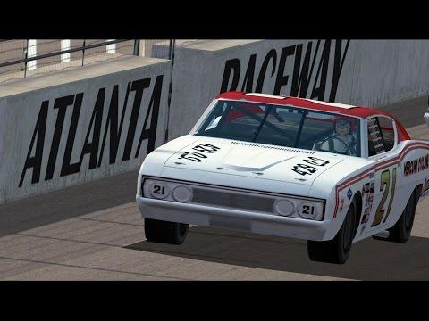'70 Grand National Series @ Atlanta Raceway | NR2003 LIVE STREAM EP143