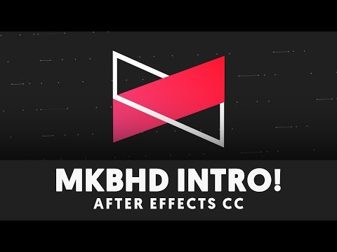 @MKBHD YouTube Intro Tutorial & Walkthrough - T038