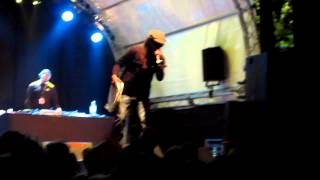 Ziggi Recado - Blaze it (live @ No Stress Festival Göggingen 2012)