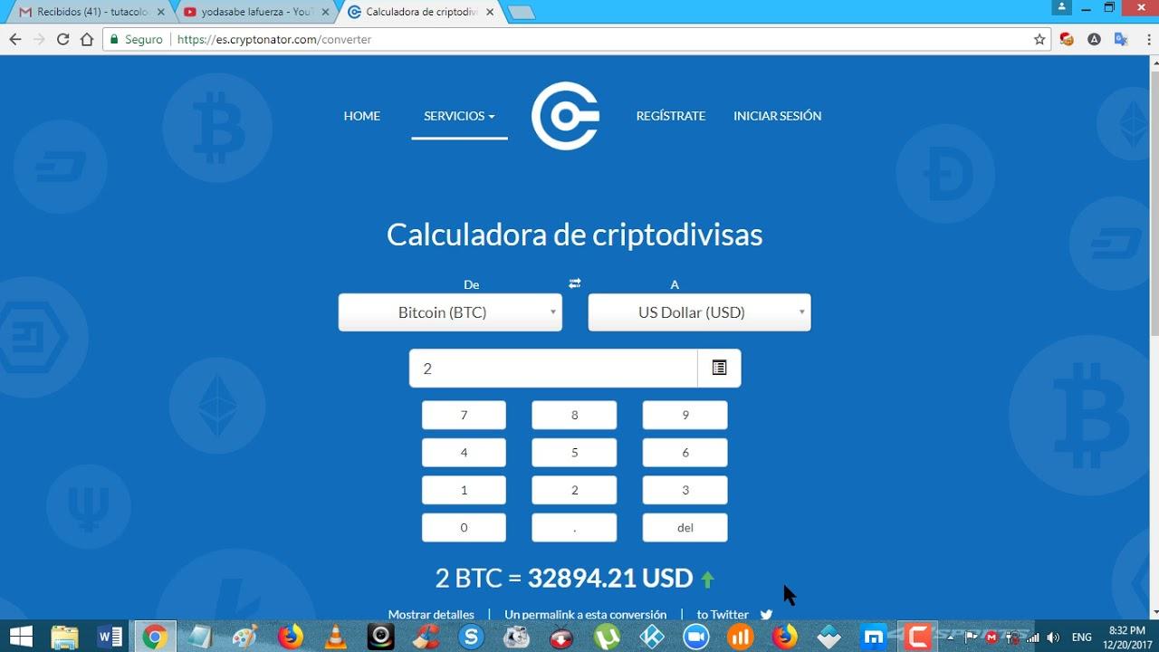 calculadora btc