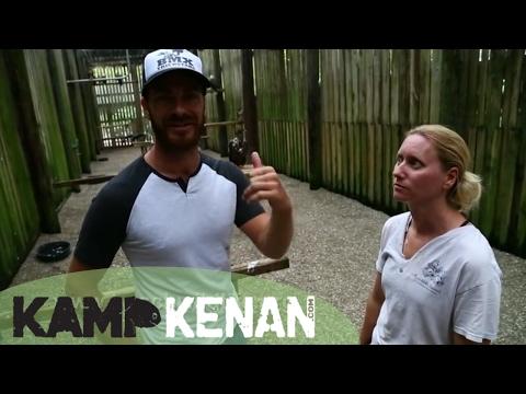 Birds of Prey Rehabilitation, Caracara : Kamp Kenan S1 Episode 19
