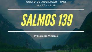 IP Central de Itapeva - Culto de Domingo a Noite - 19/07/2020
