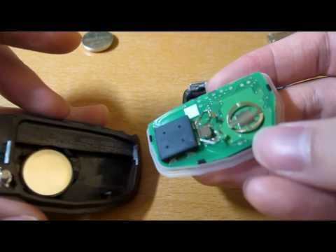 How to Replace Hyundai Sonata 2015 Key Fob Battery (No Tools)