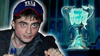 Гарри Поттер и кубок конопля (смешная озвучка) переозвучка