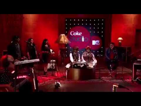 coke studio Bannado Bhungarkhan manganiar group