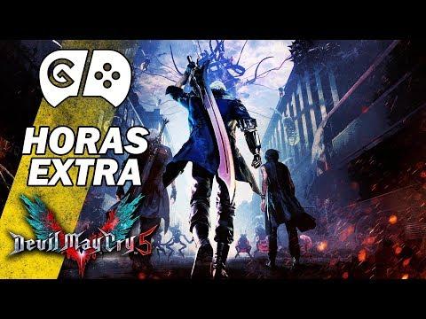 Devil May Cry 5 - Horas Extra | 3GB thumbnail