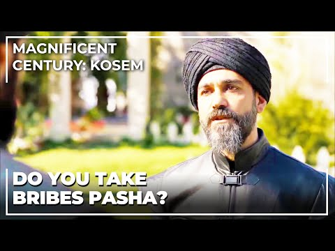 Silahtar Demands Answers From Mehmet Pasha | Magnificent Century: Kosem