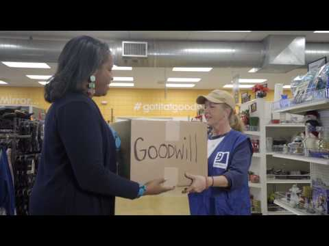 Goodwill donations help Military Veterans!