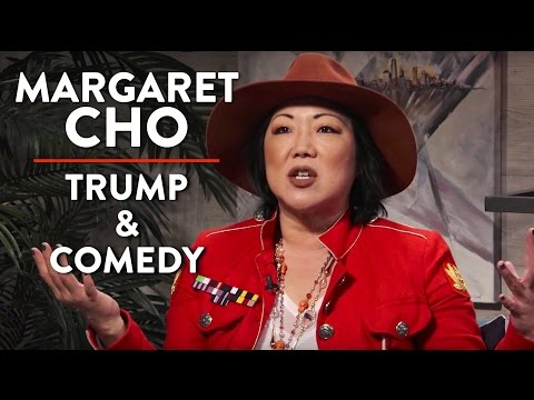 Margaret Cho on Trump, Outrage Culture, and Comedy
