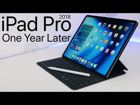 2018 iPad Pro - 1 Year Later