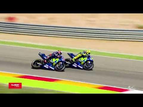 MOTOGP 2017: Toàn cảnh chặng 14 tại trường đua Motorland Aragon (Tây Ban Nha)