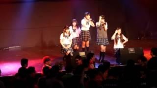 RYUKYU IDOL 「キモチ Let's go! 」横浜アイドルフェスティバル 2部メイ...