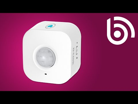D-LINK DCH-S150 WIFI MOTION DETECTOR HOME BUSINESS SECURITY INTERNET IP ALARM 1