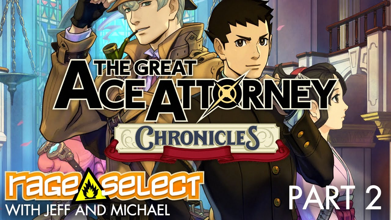 The Great Ace Attorney Chronicles (The Dojo) Let's Play - Part 2