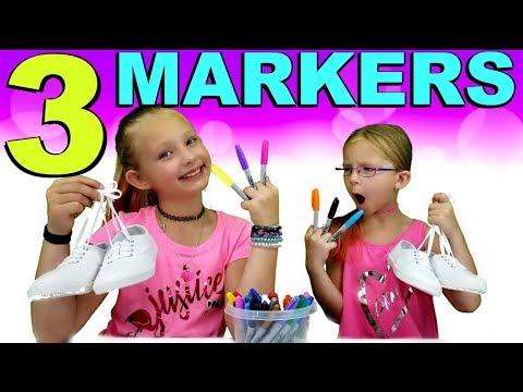 3-marker-shoe-challenge!!!