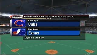 ESPN MLB 2K4 Game play for Xbox