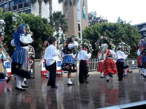 Junior Portuguese American Dancers - San Diego - Set 2009
