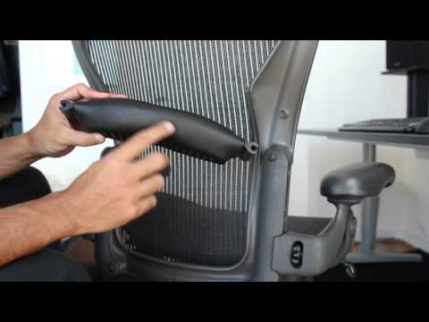 The Aeron Chair Review - Good Enough for Drake, Good Enough for Me!