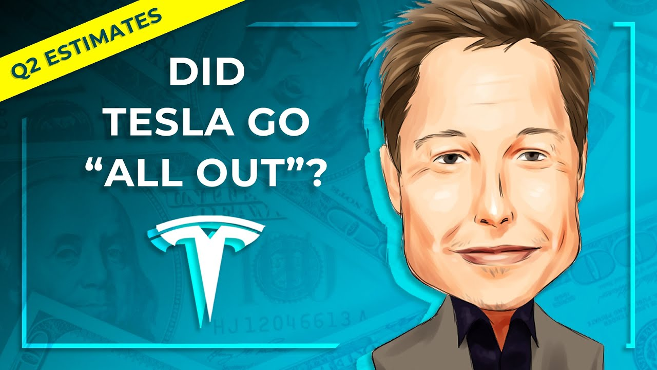 Tesla Q2 Deliveries May Shock Wall St - Tesla Daily Q2 Delivery & Production Estimates (TSLA)