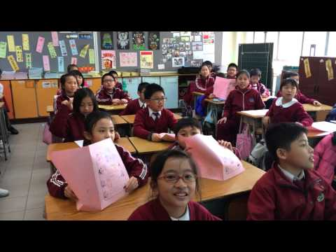 Stone Soup Song with Primary 4