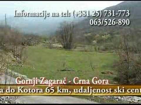 Gornji Zagarac - Montenegro