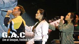 Gac - Suara | Festival Asian Games 2018