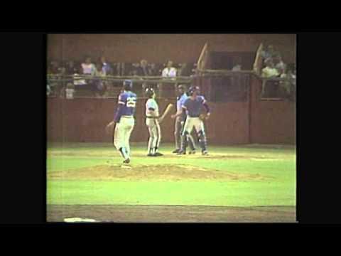 Toledo Mud Hens vs. Tidewater Tides, 1984
