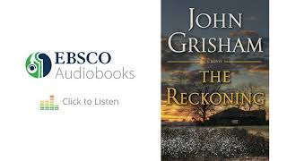 The Reckoning - an EBSCO Audiobooks Selection thumbnail
