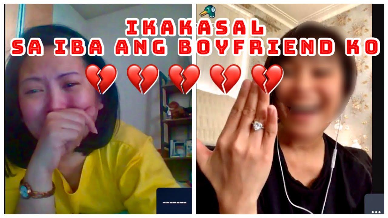 Download BOYFRIEND IKINASAL SA IBA  NABUNYAG SA VIDEO CALL
