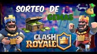 SORTEO GEMAS 10$ ESPECIAL NAVIDAD / CLASH ROYALE-CLASH OF CLANS