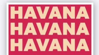Camilla Cabello Havana marimba remix