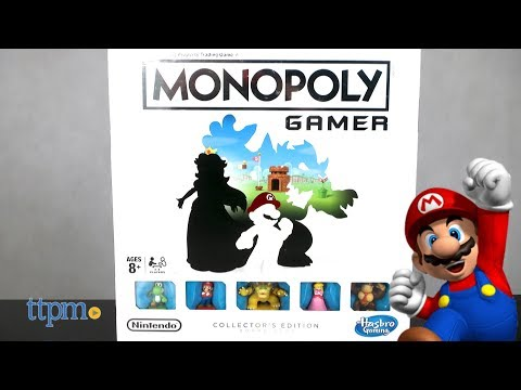 Monopoly Gamer Collector's Edition from Hasbro
