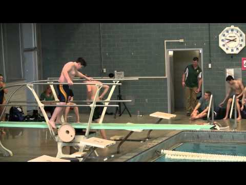 WHS Dive Competition 12-20-2014