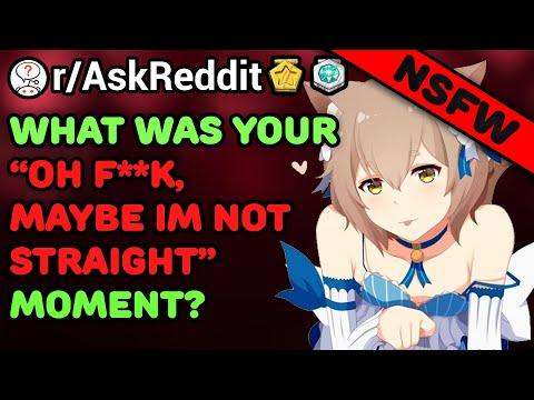 """People Realising """"I Might Not Be Straight?!"""" (/r/AskReddit) Reddit Stories"""