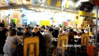 作者:韦石据说,香港正宗的美食在大排档,本文的图片和视频是庙街的排...