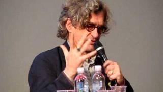 """Wim Wenders about """"Wings of Desire"""" @ Cinematek ( Tel Aviv, 17.11.09) - part 8"""