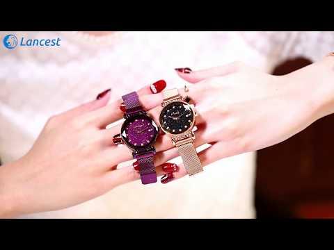New Fashion Wrist Watches Lady Owl Charm Diamond Watch
