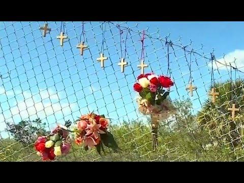 Florida school shooting 'will always be engraved in my mind' – survivor