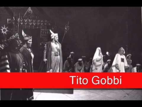 Tito Gobbi: Verdi - Nabucco,