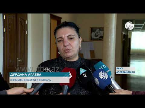 В Баку почтили память жертв геноцида в Ходжалы