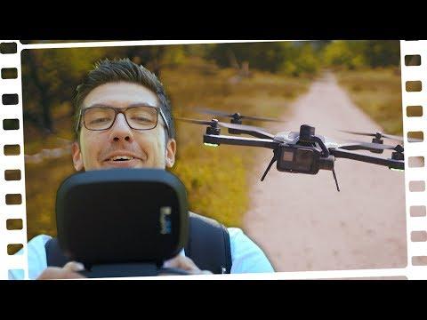 Die einfachste Drohne DER WELT! - GoPro Karma - Review