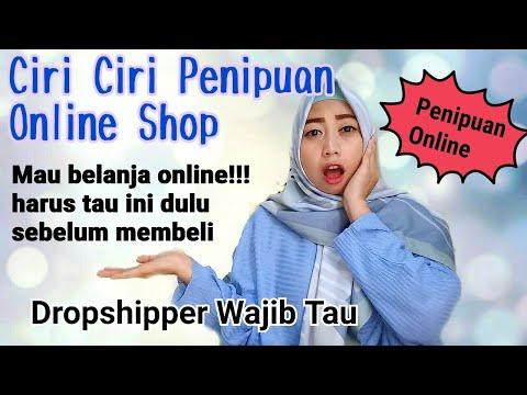 CIRI-CIRI SUPPLIER PENIPU DAN TIPS CARA AMAN BERBELANJA ONLINE from YouTube · Duration:  10 minutes 25 seconds