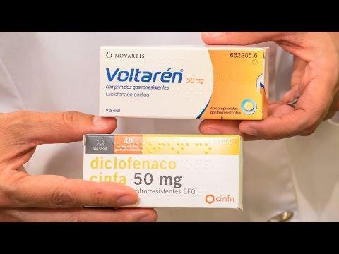 Diclofenaco, para qué sirve (vídeo prospecto)