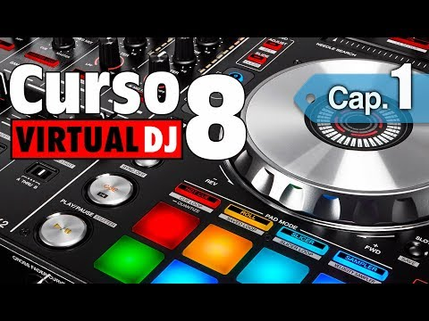 Curso Virtual DJ 8 - Capítulo 1