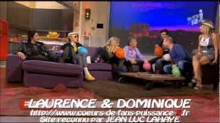 Jean Luc Lahaye dans Bienvenue chez Cauet   09 mai 2012