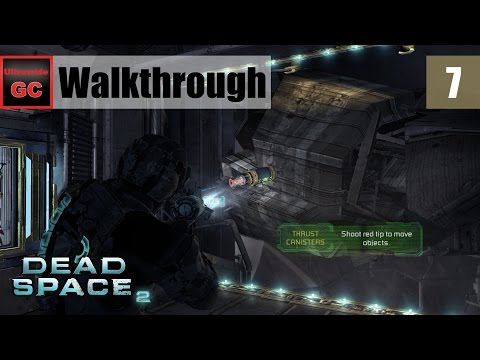 Dead Space 2 [#07] - Chapter 7: Power from the Sun || Walkthrough