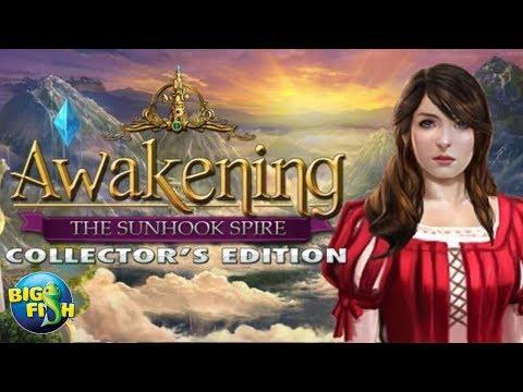 Awakening: The Sunhook Spire (CE) Walkthrough/Longplay Hidden Object NO COMMENTARY