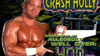 Crash Holly theme with icon